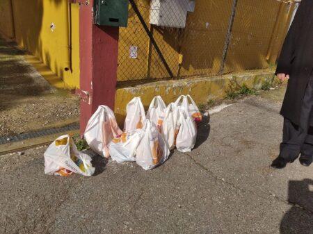Ένωση Παλαιών Προσκόπων Ν. Ηλείας: Συλλογή τροφίμων σε συνανθρώπους μας που έχουν ανάγκη