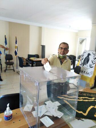 Ένωση Παλαιών Προσκόπων Ηλείας: Νέος αρχηγός ο Κώστας Τριανταφυλλόπουλος